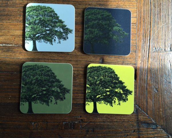 Tree coasters all