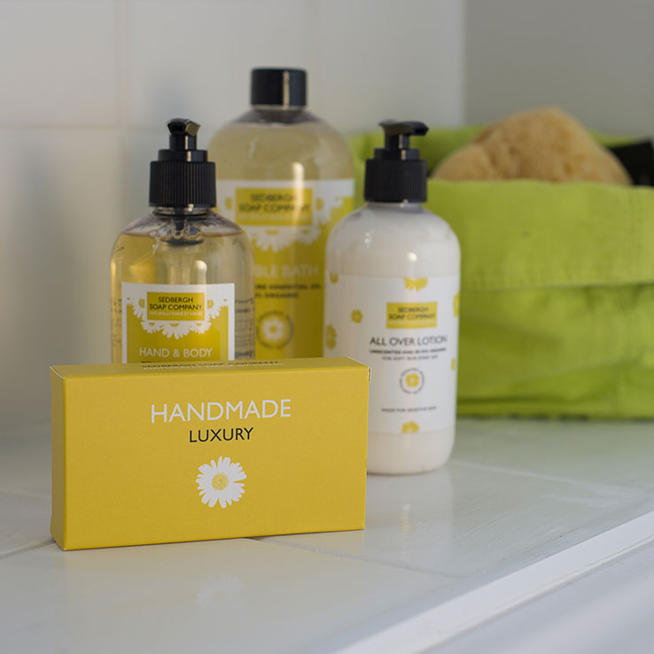 Sedbergh Soap toiletries