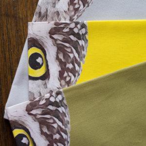 Tea Towel Owl All A
